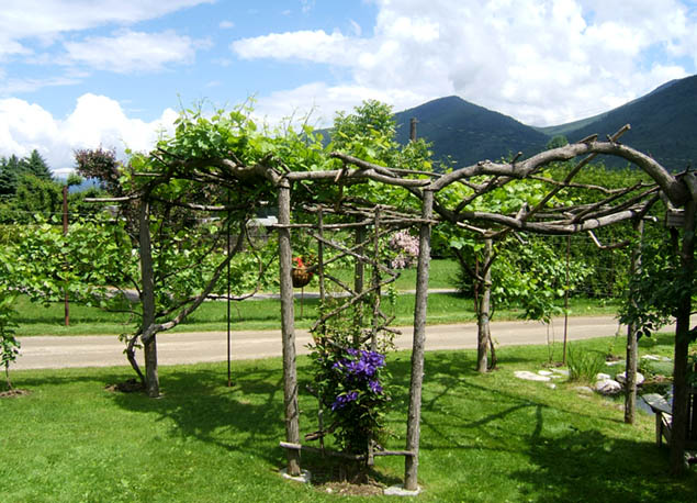 On The Pictures Above You Can See A Beautiful, Well Established Garden In  The Tarrys Area, Close To The Kootenay River. There Is A Rock Garden With A  Big ...